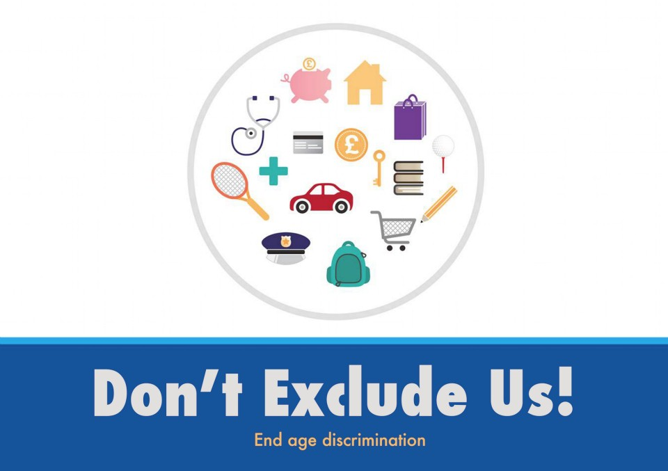 Don't Exclude us!!
